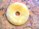 "Donut (5,0cm)  - Calcit ""Orange"""
