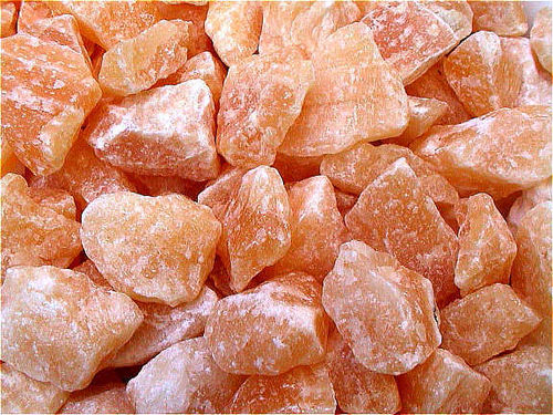 "Mineralien - Calcit ""Orange"" (Orangencalcit) (1kg-Pack)"